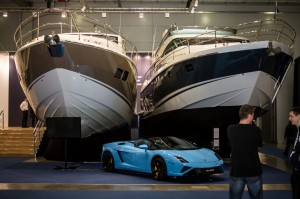 Moscow Boat Show 2014