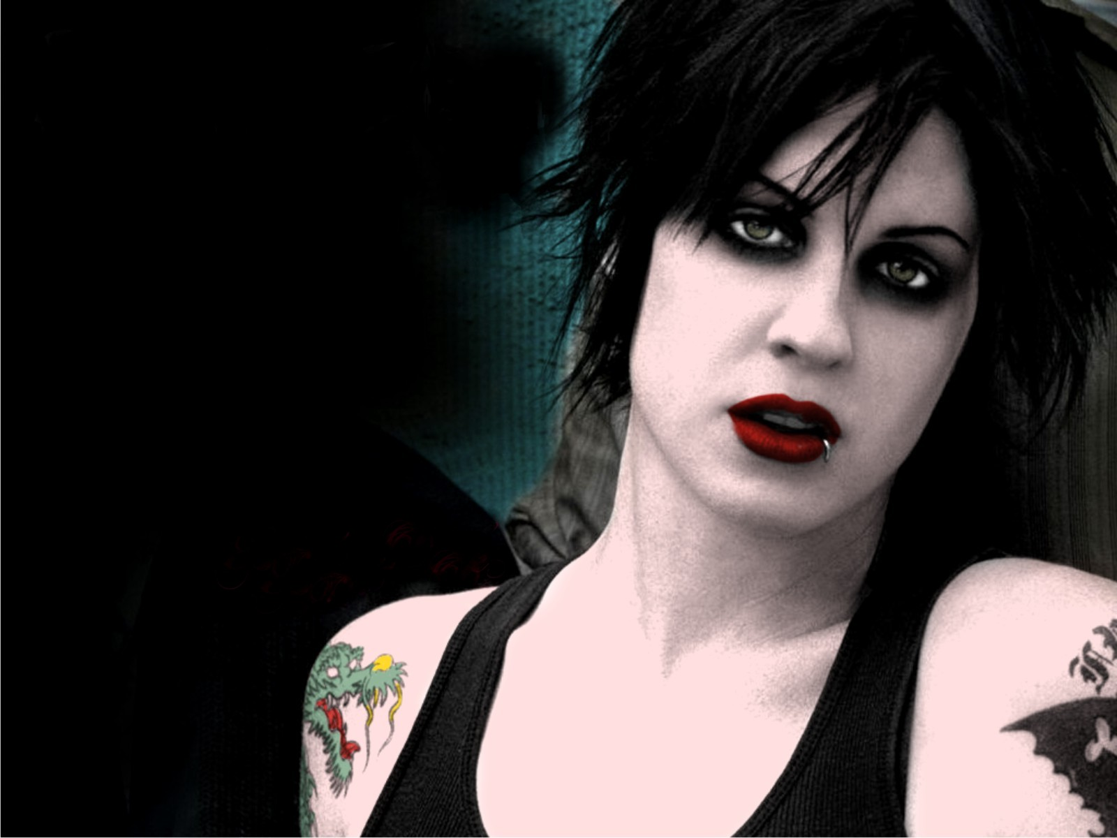 Brody Dalle Nude Photos 75