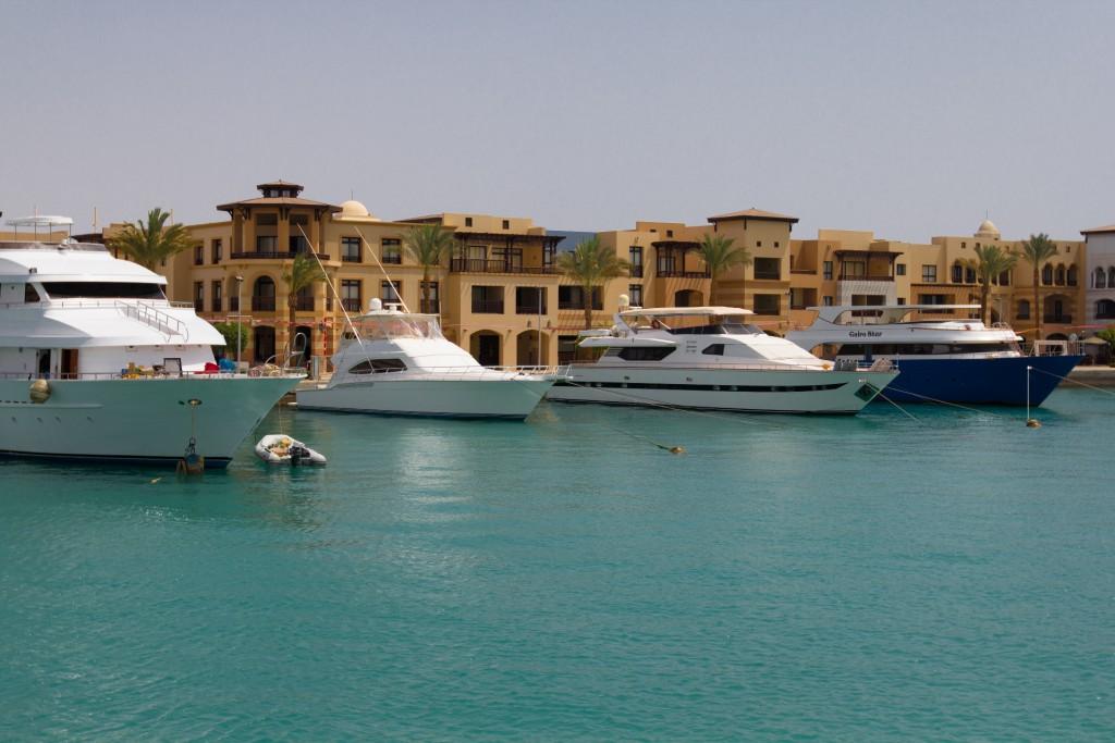 Порт Галиб Марса Алам