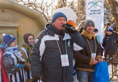 Хоккей на Волге 2016. Константин Соколов