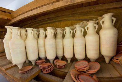 Национальный археологический музей в Ольбии. Сардиния.